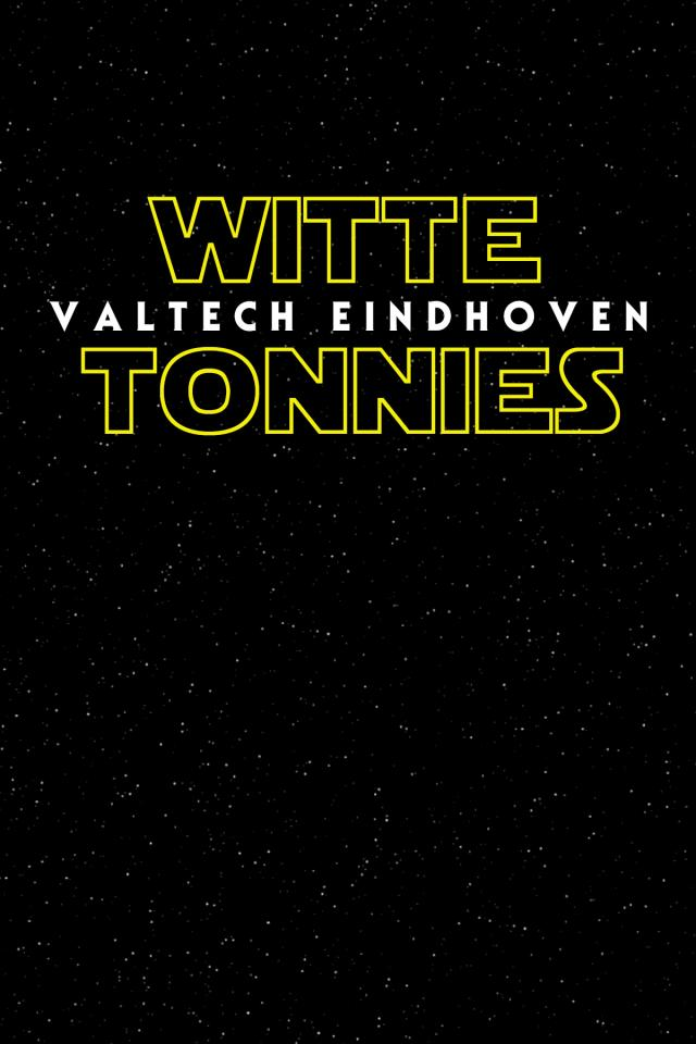 Star Wars: Witte Tonnies