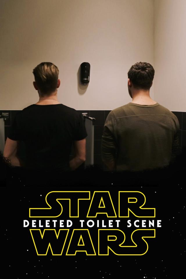 Star Wars: Deleted Toilet Scene